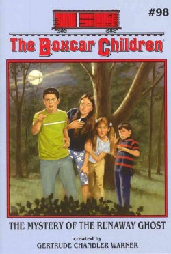 The Mystery of the Runaway Ghost (Paperback)