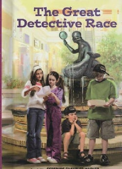 The Great Detective Race (Hardcover)