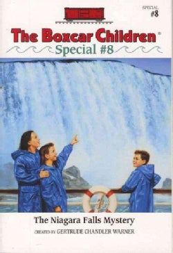 The Niagara Falls Mystery (Paperback)