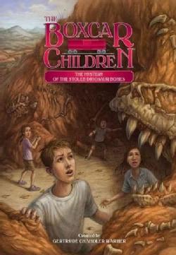 The Mystery of the Stolen Dinosaur Bones (Hardcover)