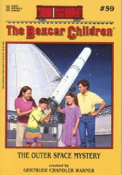 The Outer Space Mystery (Paperback)