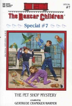 The Pet Shop Mystery (Paperback)