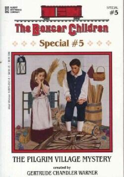 The Pilgrim Village Mystery (Paperback)