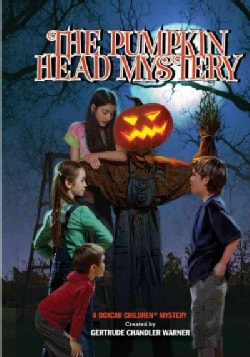 The Pumpkin Head Mystery (Hardcover)