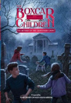 The Return of the Graveyard Ghost (Paperback)