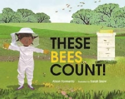 These Bees Count! (Hardcover)