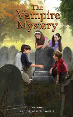 The Vampire Mystery (Hardcover)