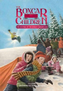 The Mystery of the Stolen Snowboard (Paperback)