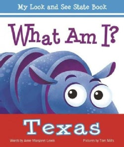 What Am I? Texas (Hardcover)