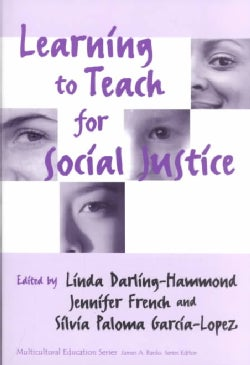 Learning to Teach for Social Justice (Paperback)