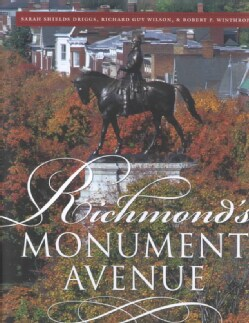 Richmond's Monument Avenue (Hardcover)