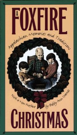 A Foxfire Christmas (Paperback)