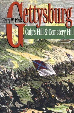 Gettysburg-Culp's Hill and Cemetery Hill (Paperback)