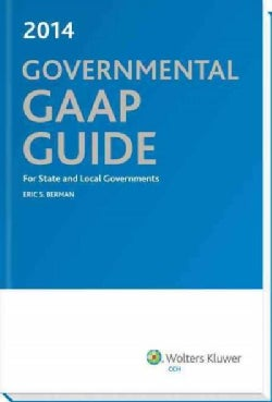 Governmental GAAP Guide 2014: For State and Local Governments (Paperback)