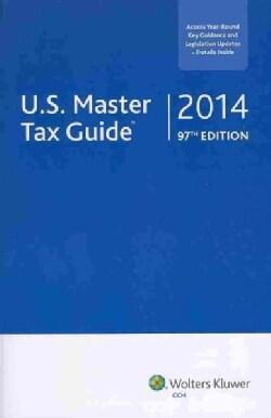 U.S. Master Tax Guide 2014 (Paperback)