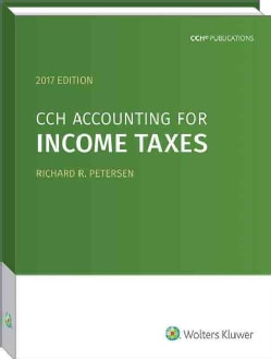 Cch Accounting for Income Taxes 2017 (Paperback)