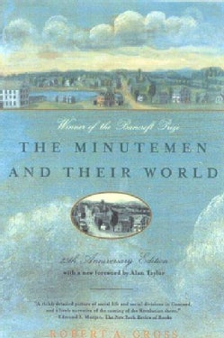 The Minutemen and Their World (Paperback)