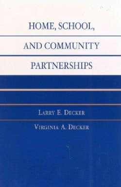 Home, School, and Community Partnerships (Paperback)