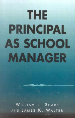 Principal As School Manager (Paperback)