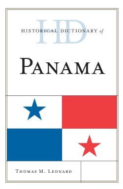 Historical Dictionary of Panama (Hardcover)