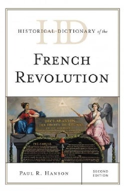 Historical Dictionary of the French Revolution (Hardcover)