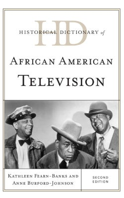Historical Dictionary of African American Television (Hardcover)