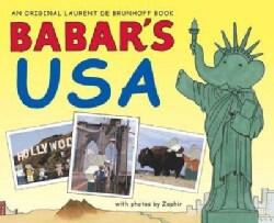 Babar's USA (Hardcover)