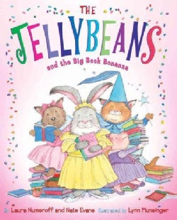 The Jellybeans and the Big Book Bonanza (Hardcover)