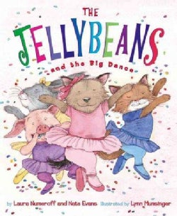 The Jellybeans and the Big Dance (Hardcover)