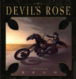 The Devil's Rose: An Illustrated Novel (Hardcover)