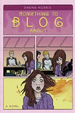Something to Blog About (Hardcover)