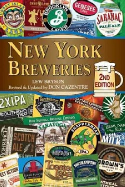 New York Breweries (Paperback)
