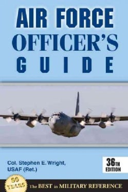 Air Force Officer's Guide (Paperback)