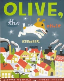 Olive, the Other Reindeer (Hardcover)