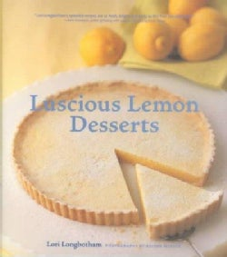 Luscious Lemon Desserts (Hardcover)