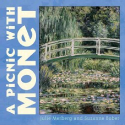 A Picnic With Monet (Board book)