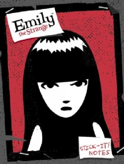 Emily the Strange: Stick-it! Notes (Notebook / blank book)