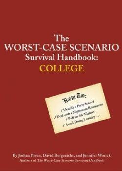 The Worst-case Scenario Survival Handbook: College (Paperback)