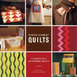 Denyse Schmidt Quilts: 30 Colorful Quilt and Patchwork Projects (Paperback)