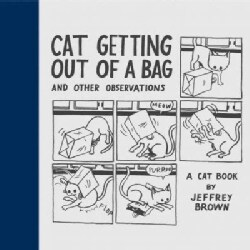 Cat Getting Out of a Bag and Other Observations (Hardcover)