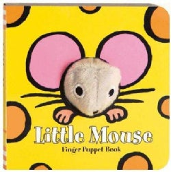 Little Mouse Finger Puppet Book (Board book)