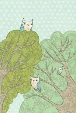 Treetops Journal (Notebook / blank book)
