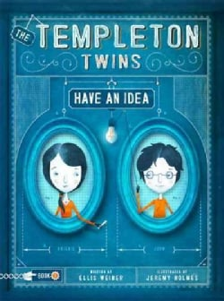 The Templeton Twins Have an Idea (Hardcover)