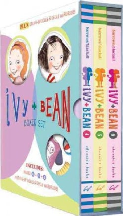 Ivy + Bean Boxed Set: Books 4 + 5 + 6