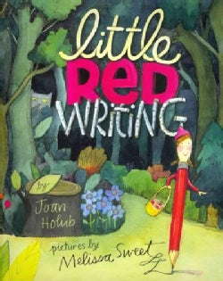 Little Red Writing (Hardcover)