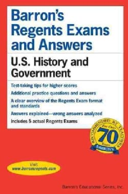 Regents Exams and Answers: U.s. History and Government (Paperback)