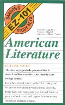 American Literature (Paperback)