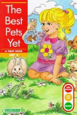 The Best Pets Yet (Paperback)