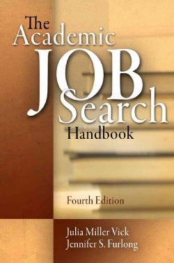 The Academic Job Search Handbook (Paperback)