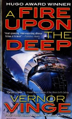 A Fire Upon The Deep (Paperback)